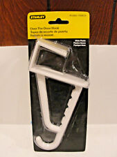 Stanley Hardware 75-2022 / Cd8515 Over-The-Door White Plastic Hook