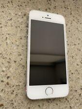 Verizon Apple iPhone 5s - 16GB - White & Silver (Unlocked) A1429 . Mint Cond.