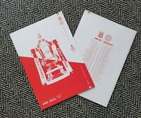 Stoke City v Leicester City FA CUP 3RD ROUND 9/1/21 IMMEDIATE DISPATCH!!!