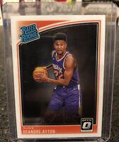2018-19 Donruss Optic Deandre Ayton Rookie RC Phoenix Suns