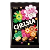 "Meiji Scotch Candy ""CHELSEA"" Butter & Yogurt Flavor, Japan Long Seller, 93g."