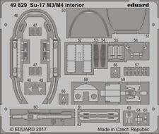 Eduard 1/48 Sukhoi Su-17M3/M4 Intérieur # 49829