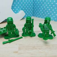LEGO - Toy Story - Green Toy Soldier Army Choose Your minifigure! New! - 7595