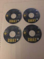 Police Quest SWAT - 4 Disc - Sierra