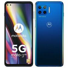 Motorola Moto G 5G Plus 4+64GB Dual Sim Surfing Blue Garanzia Italia 24M Brand