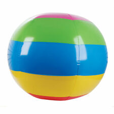 """GIANT BEACH BALL - 48"""" Inflatable Blow Up Pool Toy - NEW #ST49 Free Shipping"""