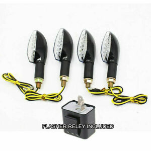 LED Indicator Flasher Relay Yamaha WR450F / WR500Z / XC125 Vino / XC180K / XC200