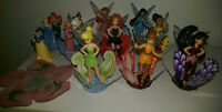Disney Fairies / Disney Princess / Marvel Avengers Kinder Figures / Cake Toppers