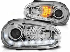 LED FARI ANTERIORI LPVWB1 VW GOLF MK IV 1997 1998 1999 2000 2001 2002 2003