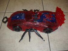 """Toy Biz Spider-Man: Spider Force Web Car With Spider-Man Action Figure VGC 17"""""""