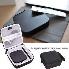 New Hard EVA Storage Bag Carrying Case for Apple TV 4K (32GB/64GB, Latest Model)