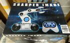 Sharper Image Remote Control Robotic Arm with Wheels - White