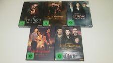 Die Twilight Saga 1-5 / 10-DVD Fan Edition DVD