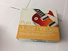 Various : Pure... Guitar Heroes (4CDs) (2010) 4 CD