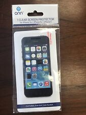 New! Clear Screen Protector iPhone 5