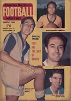 Charles Buchan's Football Monthly Magazine - March 1962