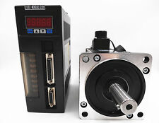 1.8KW AC Servo Motor Drive CNC Kit 3000R/Min 6NM 220V NEMA42 Material Conveying