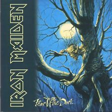 IRON MAIDEN FEAR OF THE DARK BRAND NEW SEALED CD REMASTERED ENHANCED
