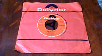 """TEMPLE ROW KING AND QUEEN 1st UK 45 7"""" 1972 Justin Haywood The Moody Blues Psych"""