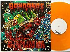 Bandanos - We Crush Your Mind With The Thrash Inside LP  Nuclear Thrash Prod