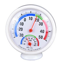 Digital Indoor Outdoor LCD Thermometer Hygrometer Temperature Humidity Meter FFU
