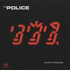 The Police - Ghost In The Machine CD SADC 2003 A&M Records 069 493 605-2 SEALED