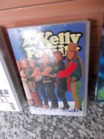 The Kelly Family: Tough Road, Volume Two, eine VHS Video Cassette