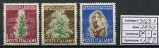 1950 Conferenza Europea del Tabacco - 3 valori NUOVI MNH Repubblica S143