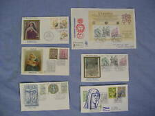 Vatican City 1982 Compete FDC Year Set