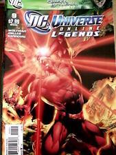 DC Universe Online Legends n°9 2011 ed. DC Comics