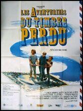 LES AVENTURIERS DU TIMBRE PERDU Affiche Cinéma / Poster