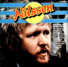 Nilsson Save The Last Dance For Me Vinyl 1976 RCA/ Camden CAD 1678 LP NEW