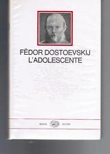 DOSTOEVSKIJ, L'adolescente, Einaudi 1970 I MILLENNI