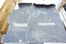 2002 - 2005 Honda Civic Hatchback Si Front Floor Mats OEM