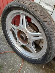 Honda Superdream Rear Wheel