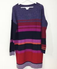 SONIA by SONIA RYKIEL Knit Stripe Oversize Robe Taille S UK 10