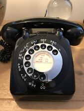 vintage telephone working