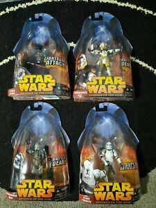 star wars action figures lot