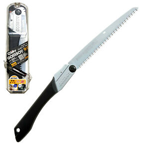 Silky Gomboy 240mm Medium Tooth Saw Japanese Folding Pruning Hand Camping Saw