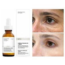 The Ordinary Caffeine 5% + EGCG Eye Serum Eye Cream Anti Wrinkles Dark Circles