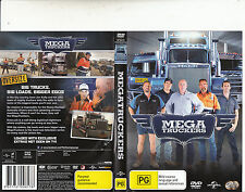 Mega Truckers-2012-TV Series Australia-[10 Episodes 2 Disc]-DVD