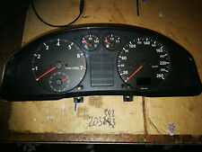 7130 Tacho Kombiinstrument Audi A4 B5 UK-NSI 8D0919033C 185578 km