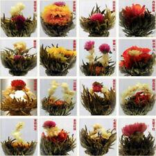 16 Kinds of Blooming Flower Tea Herbal Tea Great Fragrant Green Tea Handmade Tea