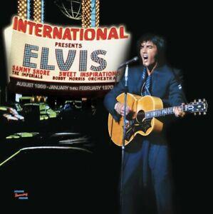Presley Elvis Las Vegas International Presents The First Engagements 69-70 3Cd
