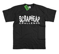 Mens Scrapheap Challenge T Shirt Engineering Mechanic Fitter Scrappy Racers
