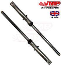 Front Forks Leg Pair for Honda CG125 Drum Brake Model Stanchion Size 27mm