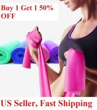1.5m 20LB Yoga Exercise Fitness Elastic Strap Band Stretch Resistance Belt