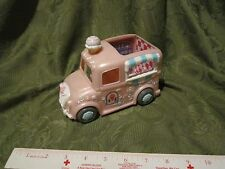 Fisher Price Sweet Street Doll House Building town Ice Cream Truck treats pool