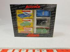 as236-0,5 # Schuco Piccolo 1:90 01235 Geschenkset: VW ESCARABAJO+MERCEDES+