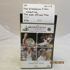 Rolex-The Wimbledon Video Collection DVD-The 2004 Official Film 1001